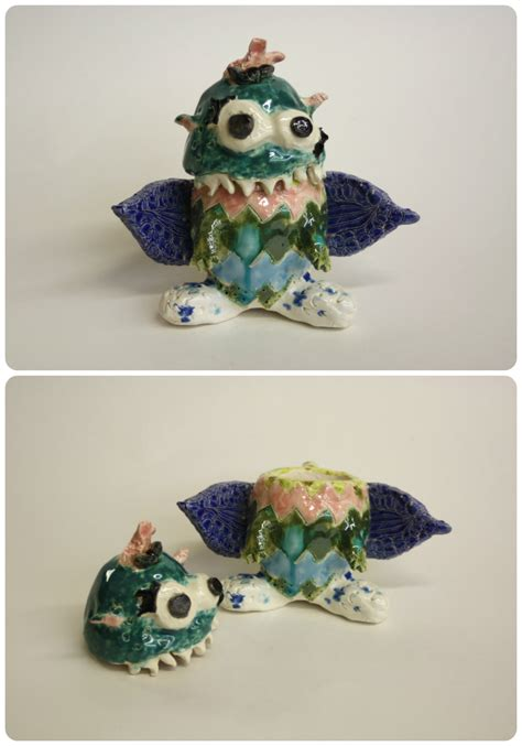 The smARTteacher Resource: Clay Monsters