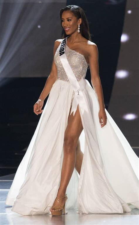 Miss Nevada from Miss USA 2019 Evening Gowns | E! News