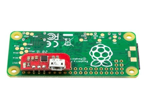 Raspberry Pi - Serial to Micro USB adapter for Raspberry