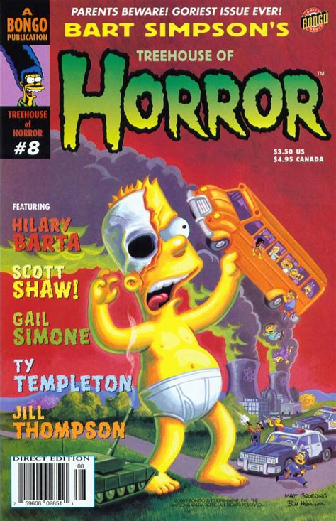 Bart Simpson's Treehouse of Horror 8 | Simpsons Wiki