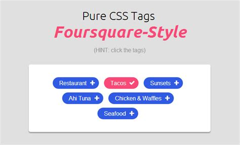 33 Amazing Frontend Design Patterns using CSS3 and jQuery