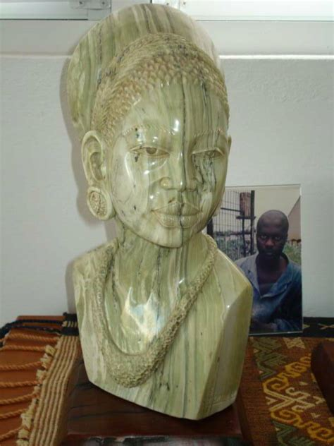 Collection of African art (carvings, masks, etc