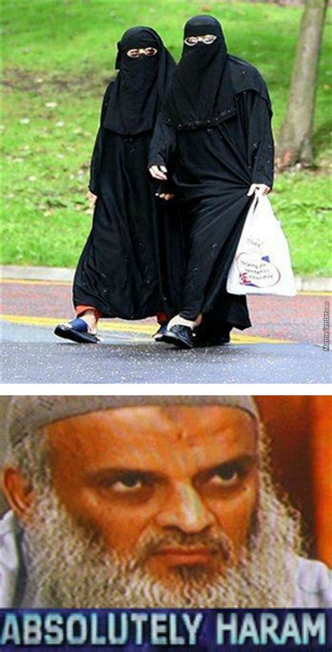 Have Some Decency And Cover Your Allah-Damn Ankles! by