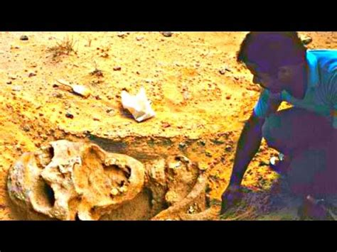 Bhima's Stove - Evidence of Giants In India (Nephilim