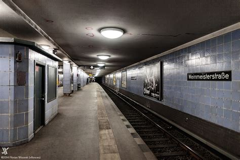 The Poor, the Cool and History - Riding on Berlin's U8