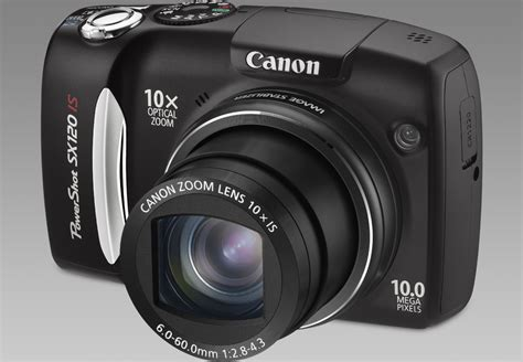Canon PowerShot SX 120 IS - Compact - Digitale Camera's