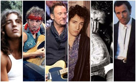 Every Bruce Springsteen fashion era, RANKED | The Spinoff