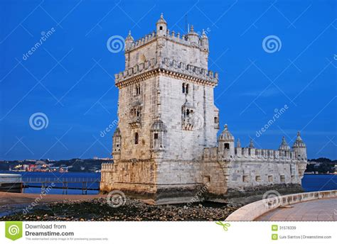Belem Tower Royalty Free Stock Images - Image: 31576339