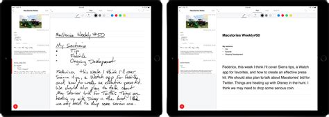 Nebo's Handwriting Recognition Elevates Your Notes