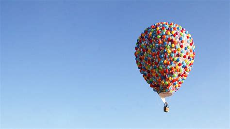 Win a ride in the UP hot air balloon! | UP is out today in
