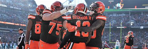 Browns Odds, 2019 News, Scores, Betting Lines | Vegas Odds