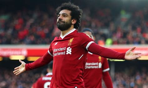 Salah moves clear of Messi in race for Golden Shoe