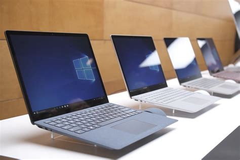 Hands-on: Surface Laptop is Microsoft's MacBook Air   PCWorld