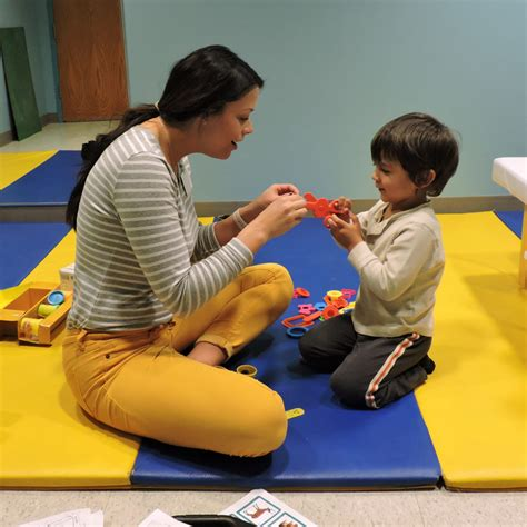 ped speech therapy_Gabriel and Kayla - Waverly Health Center