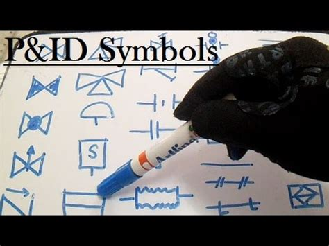 P&ID - Piping and Instrument Diagram Symbols Pipefitter