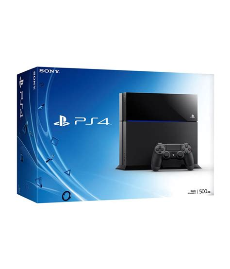 Buy Sony Playstation 4 (PS4) 500 GB Console with Assassin