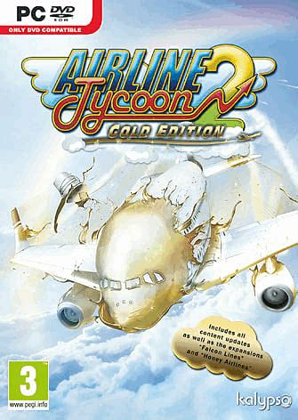 Buy Airline Tycoon 2 Gold Edition on PC   GAME