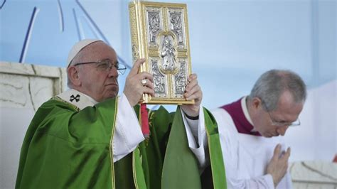 """Pope to Youth at WYD Mass: """"You are the Now of God"""