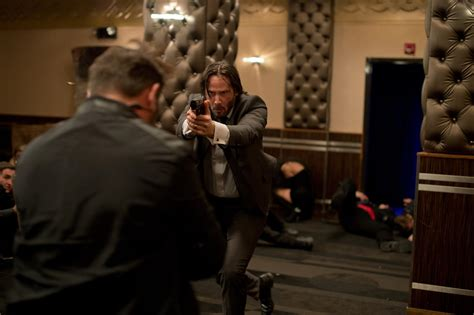 'John Wick' Filmmakers on How to Direct Action, DGA, Keanu