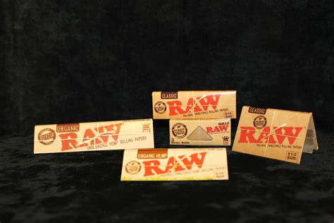 RAW Rolling Papers - Higher Education