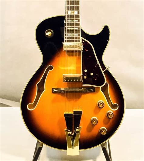 Ibanez George Benson GB-10SE Archtop Electric Guitar | Reverb