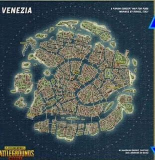 Is Venezia a new map of PUBG? What is its significance