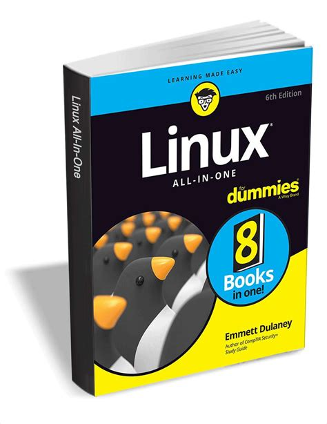 eBook: Linux All-in-One For Dummies 6th Edition for FREE