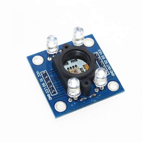 GY-31 TCS230 TCS3200 Detector Module Color Recognition