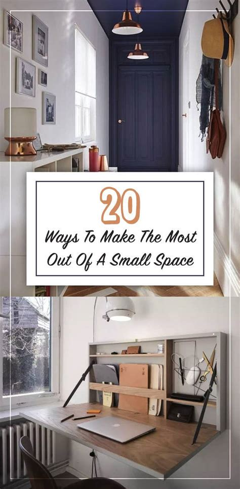 20 Brilliant Tips For Furnishing A Small Living Space