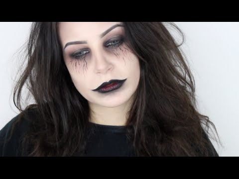 rock your style: [Monday Make-Up Madness] Halloween + euer