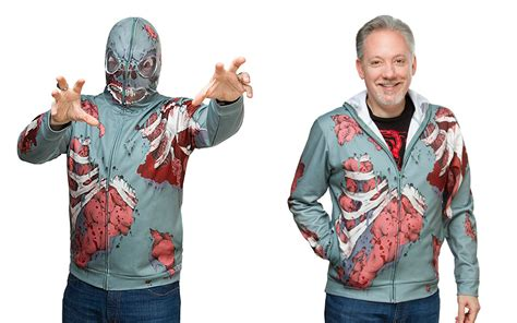 Zombie Hoodie - The Awesomer