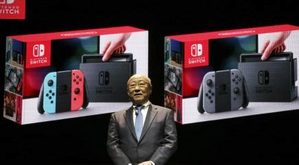 Nintendo Switch: UK release, price and features of the new