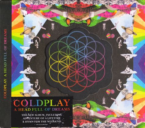 Coldplay - A Head Full Of Dreams (2015, CD) | Discogs