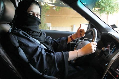 Saudi decree allowing women to drive cars is about