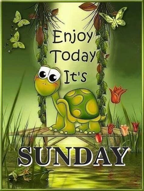 Enjoy Today Its Sunday Pictures, Photos, and Images for
