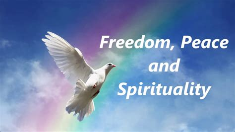 FREEDOM and PEACE : spiritual music for Anxiety & Stress