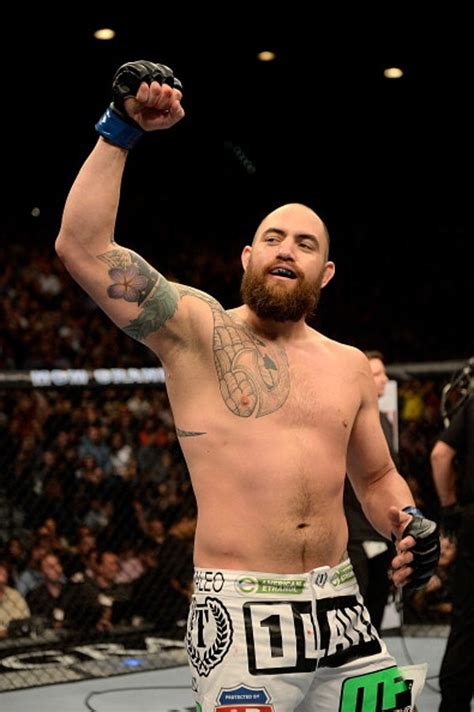 UFC Heavy Weight Travis Browne Wants UFC in NY!