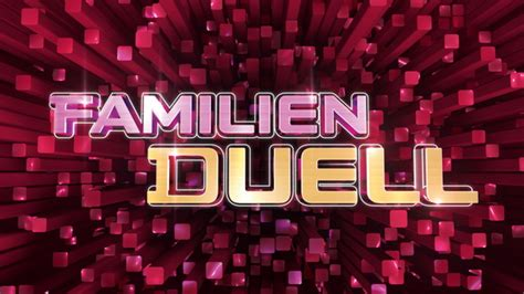 Familien Duell – Cliparts