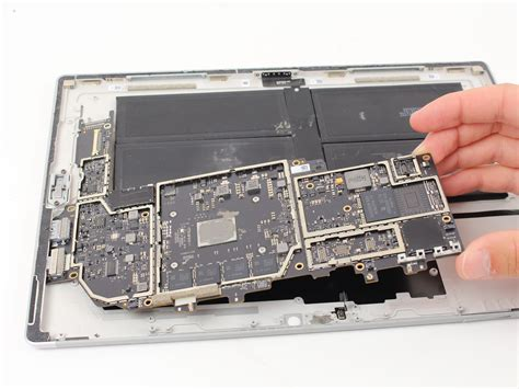 Microsoft Surface Pro 5 Motherboard Replacement - iFixit
