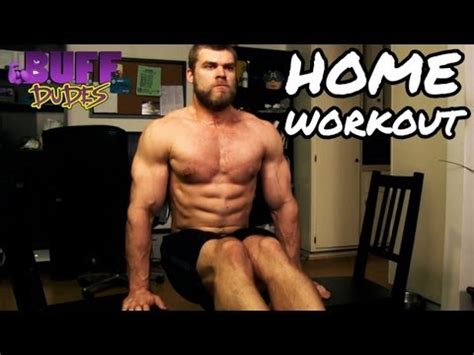 Home Workout Routine - Best Bodyweight Exercises - YouTube