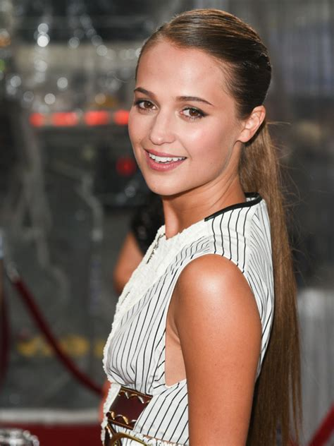 11 things you need to know about Alicia Vikander