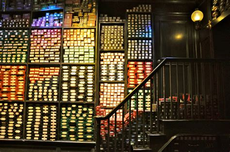 Ollivanders Wand Shop   The Making of Harry Potter
