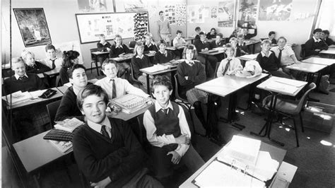 Throwback Thursday : Inside the classrooms of the 80s/90s
