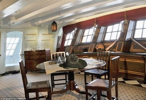 Did 18th century ships have a stove or other forms of