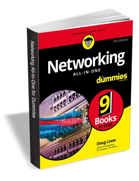 eBook: Networking All-in-One For Dummies for FREE   NET-LOAD