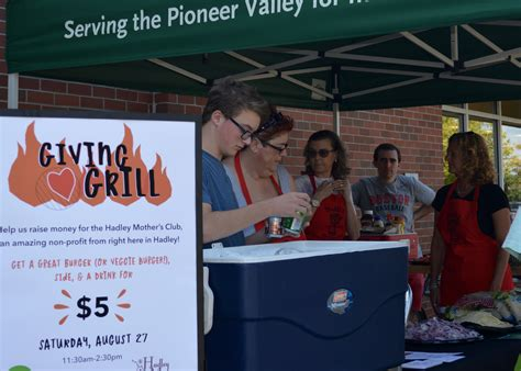 Giving Grill – Sponsored by Whole Foods of Hadley – Hadley