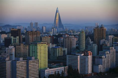 Inside North Korea: Pyongyang shows signs of prosperity