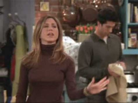 Friends - Rachel and Amy Cat Fight - YouTube