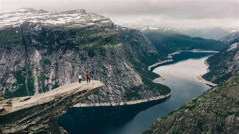 Discover: Norway's Trolltunga - Lonely Planet Video