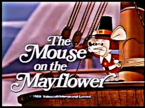 The Mouse on the Mayflower - YouTube